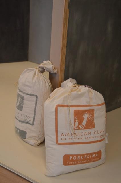 American Clay: duurzame en gezonde wandafwerking.